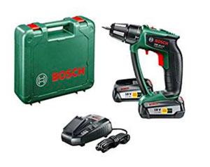 "Bosch Perceuse-visseuse ""Expert"" sans fil PSR 18 LI-2 Ergonomic"